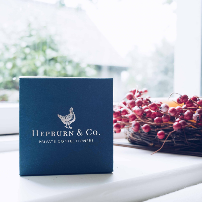 Hepburn and Co Marshmallows in Box Packaging